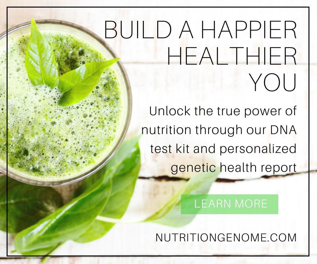 Build a Happier Healthier You