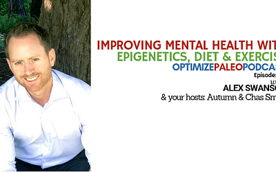 Improving Mental Health with Epigenetics, Diet and Exercise Podcast